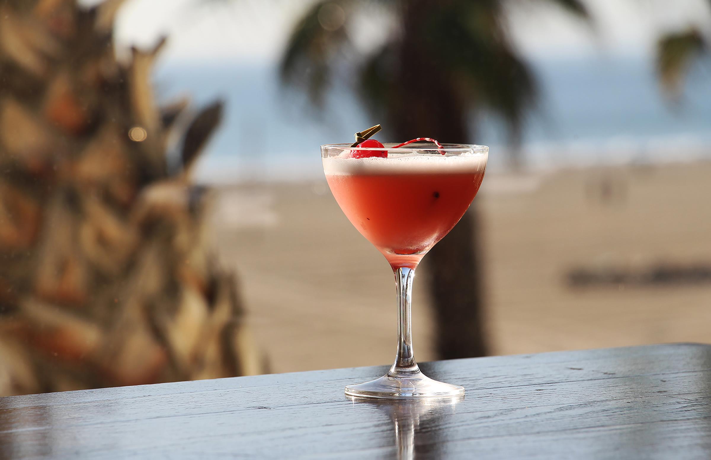 Casa Valentine's Cocktail The Love-tini 1 smaller